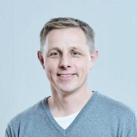Jens Henriksen, Production Manager - Hosta Industries A/S